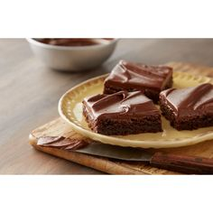 HERSHEY'S Best Brownies | This is my go-to brownie recipe. It never fails to produce rich brownies