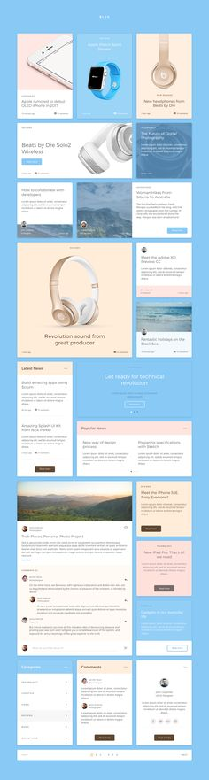 Dreamy is carefully crafted and stylish kit of UI components for the newest…