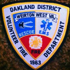 OAKLAND VFD WEST VIRGINIA