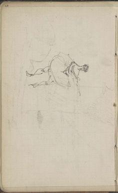 Ballerina, Marius Bauer, 1879 - c. 1885