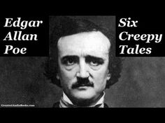 Edgar Allen Poe Six Creepy Tales audiobook. It includes: The Telltale Heart, The Masque of the Red Death, The Black Cat, The Raven, The Casque of Amontillado, Berenice. The speaker speaks very slowly and clearly, with no background noise/music. These are the full stories, so the total running time is almost 2 hours. Good for students to practice at home with a text. #esl #languagelearning #halloween #creepystories
