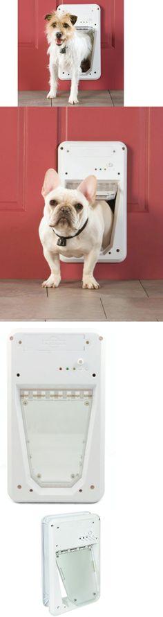 Doors And Flaps 116379 Trixie Pet Products 2 Way Dog Door Buy It