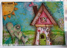 Crafty Little Pigtails: December 2011