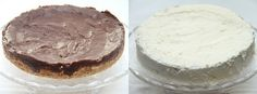 Snickerskake - My Little Kitchen Tiramisu, Cheesecake, Kitchens, Ethnic Recipes, Desserts, Food, Tailgate Desserts, Deserts, Cheese Pies