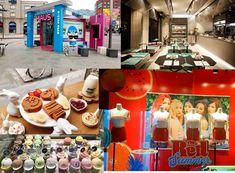 Lieux incontournables pour les fans de K-Pop en France et à Séoul ! – Ckjpopnews Genre Musical, Café Restaurant, France, Table Decorations, Pop, Travel, French Boutique, Scene Outfits, Entertainment