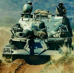 South African G6 155mm SPG...