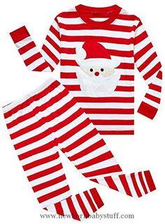 Baby Girl Clothes IF Pajamas Baby Boys Girls  Santa Claus Christmas Cotton  Long Sleeve Sets de3977004