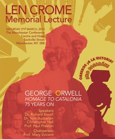 Homage to Catalonia is a superbly written memoir of Orwell's experiences as a volunteer in the Spanish Civil War and an important testament of the start of his political journey that would lead him to write Animal Farm and 1984. That said, the book presents a partial and localized view of the civil war and thus, in the end, fails to explain properly the reasons for the defeat of the Spanish Republic.