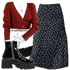 Mode Outfits, Retro Outfits, Grunge Outfits, Cute Casual Outfits, Fall Outfits, Vintage Outfits, Summer Outfits, Fashion Outfits, Womens Fashion