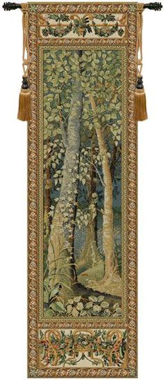 Woodland European Wall Tapestry