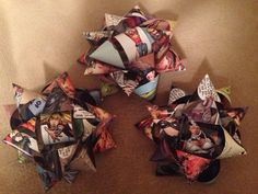 Teen titans holiday bows on Etsy, check them out!