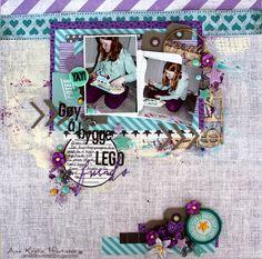 Utfordring for juli - Tag, Ann Kristin Layout Inspiration, Ann, Scrapbook, Scrapbooks, Guest Books