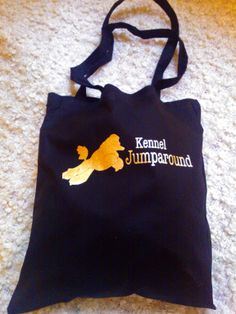 Kennel Jumparound: Jumparound logo