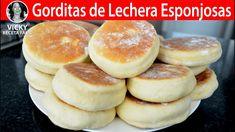 Sweet Gorditas Recipe, Gorditas Recipe Mexican, Mexican Food Recipes, Dessert Recipes, Lechera Recipe, Mascarpone Dessert, Mexican Sweet Breads, Almond Pound Cakes, Delicious Desserts