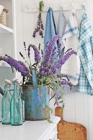 VIBEKE DESIGN: Lavendel inspirasjon