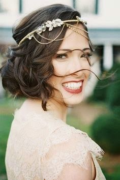 BeyazBegonvil I Kendin Yap I Alışveriş IHobi I Dekorasyon I Kozmetik I Moda blogu: Gelin Saç Aksesuarları