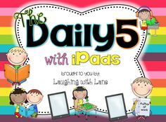 Daily 5   iPads = Serious Engagement and Motivation