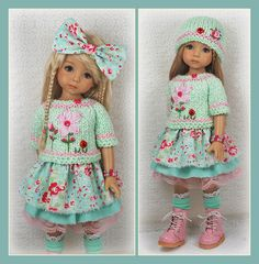Details about *** FALL *** Outfit for Little Darlings ...