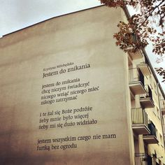poezja konkretna - Szukaj w Google Poem Quotes, Music Quotes, Words Quotes, Sayings, Polish Words, Great Words, Epiphany, Motto, Just Love