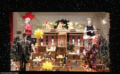 """SELFRIDGES 