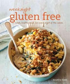 A sequel to the best-selling Weeknight Fresh & Fast , this new, solution-oriented cookbook offers colorful, nutrient-rich recipes for the gluten-free household, presenting fresh, healthy dinner ideas