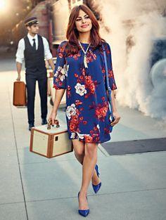 Eva Mendes Collection - Sabrina Dress - Floral