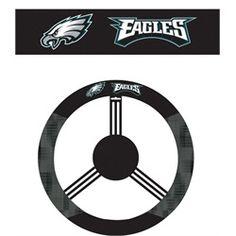Philadelphia Eagles Steering Wheel Cover