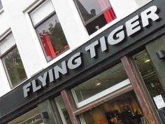 Heel gewoon dagelijks ...: In de etalage: Flying Tiger