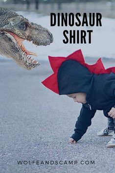 Come RAWR into some fun today . Dinosaurs are on the point of a never ending trend. Get your dinosaur shirt for not only your dinosaur in you but your girl dinosaur or even your boy dinosaur Dinosaur Outfit, Girl Dinosaur, Dinosaur Shirt, Toddler Boy Fashion, Toddler Boys, Unique Gifts For Kids, Dragon Costume, Dinosaur Birthday Party, Birthday Gifts For Girls