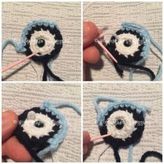 I just love owls. Who doesn't? I designed this little amigurumi beanie Owl for my son's nursery. I decided to stuff it with bean bag ...