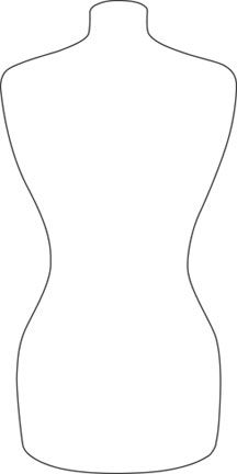 dressmaker template
