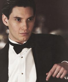 Ben Barnes as the Absolem because he has a really great voice and accent that would be great for playing the Absolem.