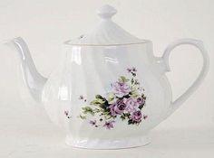 Lucinda Porcelain Discount Teapot