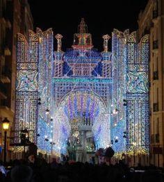 Las Fallas, Valencia Spain