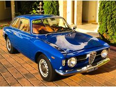 1969 Alfa Romeo GT 1300