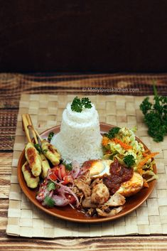 Eat Thai, Food Photography Lighting, Asian Recipes, Healthy Recipes, Asian Street Food, Food Picks, Malaysian Food, Indonesian Food, International Recipes