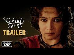 Gulaab Gang - Official Trailer | Madhuri Dixit, Juhi Chawla #Bollywood #Movies #GulaabGang