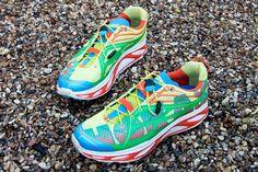 First run  Hoka One One Huaka running shoes review  More cushioning than  your sofa 8134e384337