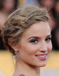 Fantastic Julianne Hough Short Hairstyles And Updo On Pinterest Hairstyles For Men Maxibearus