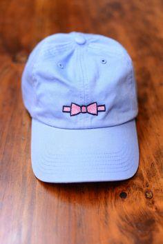 J.R. Crider's bow tie hat. LOVE