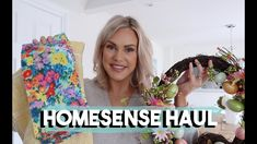HOMESENSE SPRING AND EASTER HAUL 2019 | EASTER STYLING IDEAS British Youtubers, Homesense, Easter, Make It Yourself, Spring, Ideas, Style, Swag, Easter Activities