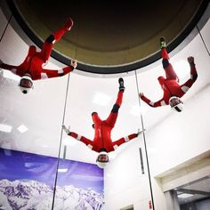 RealFly Indoor Skydiving - Eventidee in Sion