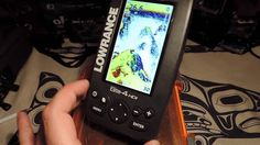 Lowrance Elite 4 HDI - Setting Waypoints Fish Finder, Helpful Hints, Useful Tips, Useful Life Hacks