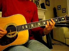 """Martin D-45. Very nice amateur instrumental cover of Chad & Jeremy's """"Summer Song"""""""