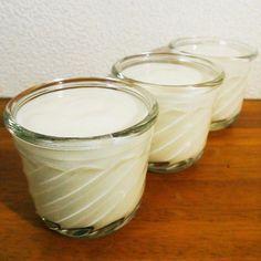【チーズ不要】水切りヨーグルト×レモン汁で「レアチーズケーキ」ができる♪
