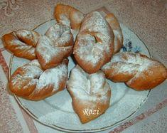 Rozi Erdélyi konyhája: Keltes csöröge Homemade Sweets, Muffin, Food And Drink, Cooking Recipes, Bread, Cookies, Baking, Breakfast, Dressing
