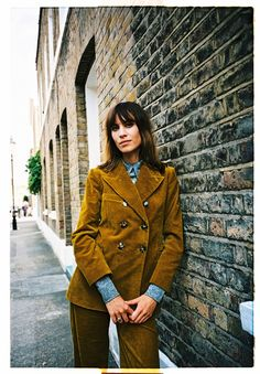 Inside Alexa Chung's Third Collection: Fantastic
