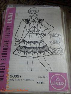 Střihy-šaty