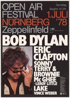 Bob Dylan & Eric Clapton