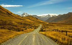 Landschaft von Harper Range, Neuseeland © Maier&Maier Photography